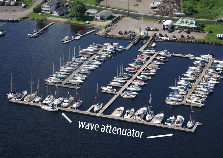 Marina amp Commercial Dock Systems Waterfront Solutions